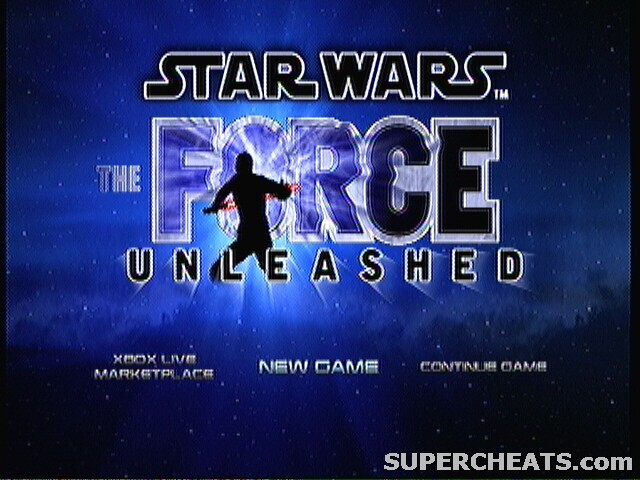 Some Stuff About Star Wars The Force Unleashed 2 Cheat Codes Xbox