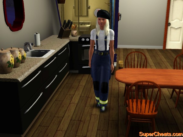 Sims 4 home invasion teaser - 2 8