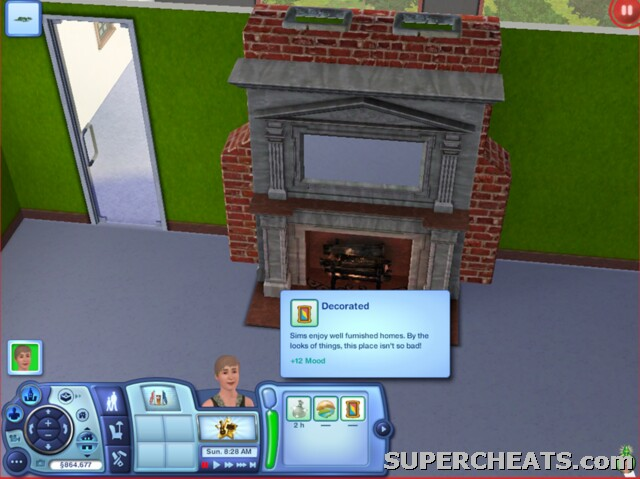 Dexter the bear mod sims 3