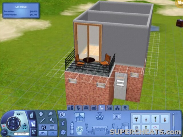 Starter Bed Sit The Sims 3 Guide