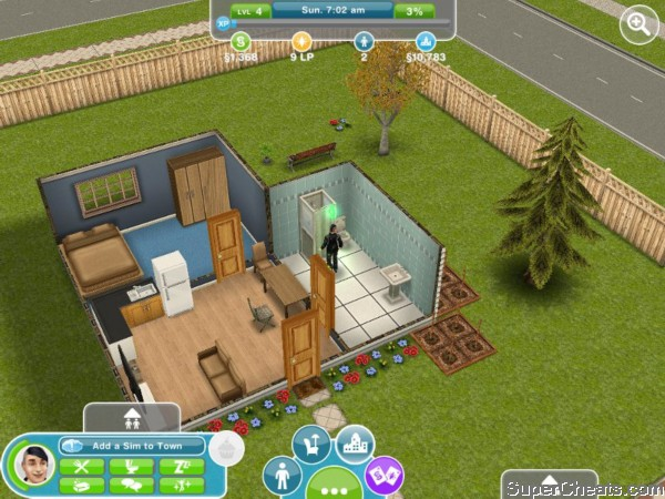 How to make baby use the bathroom sims freeplay for Sims freeplay baby bathroom