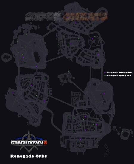 Glitch crackdown 2 ending