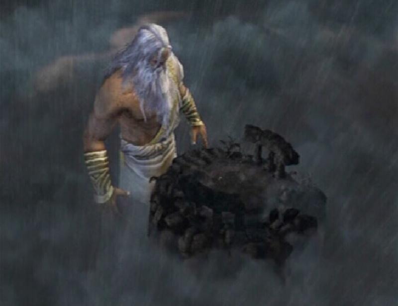Zeus God Of War Game Zeus  Giant Zeus
