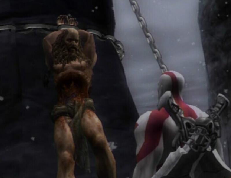 God of War II Guide - Lair of the Titan Walkthrough