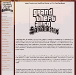 Grand Theft Auto: San Andreas Guide