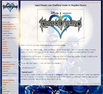 Kingdom Hearts II Guide