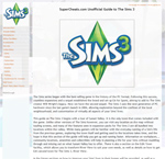The Sims Guide