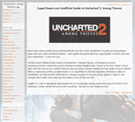 Uncharted 2: Among Thieves Guide