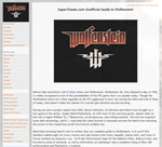 Return to Castle Wolfenstein Guide