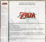 Classic NES Series: The Legend of Zelda Guide