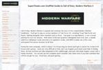Call of Duty: Modern Warfare 2 Guide