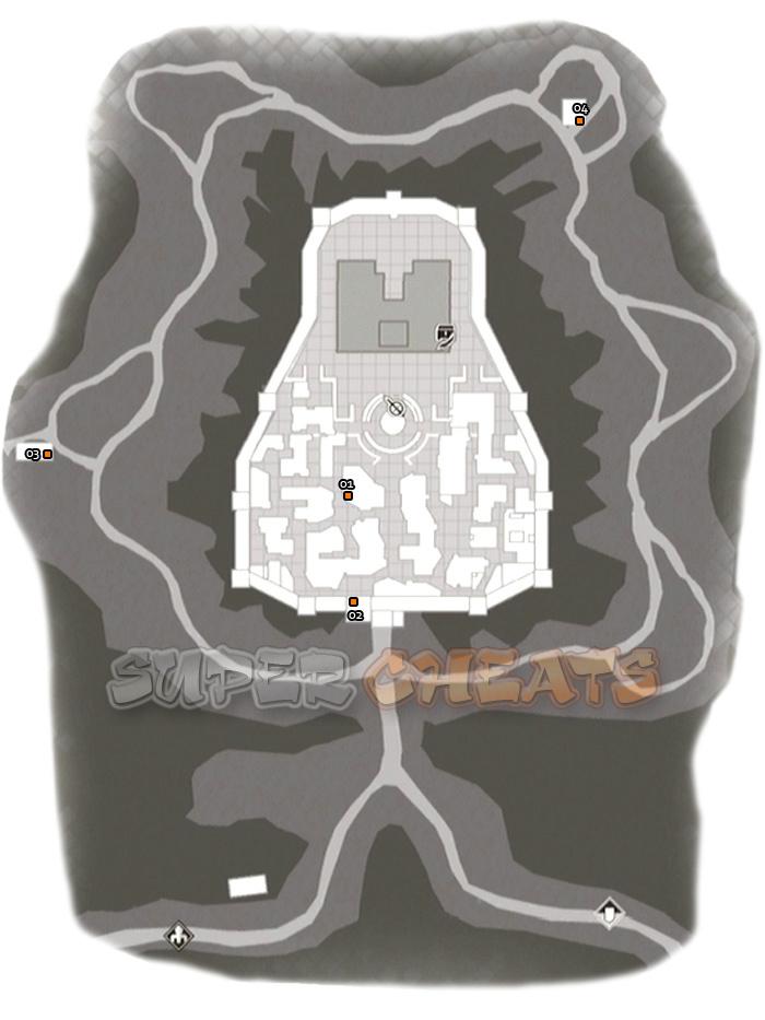Assassin S Creed Ezio Villa Location