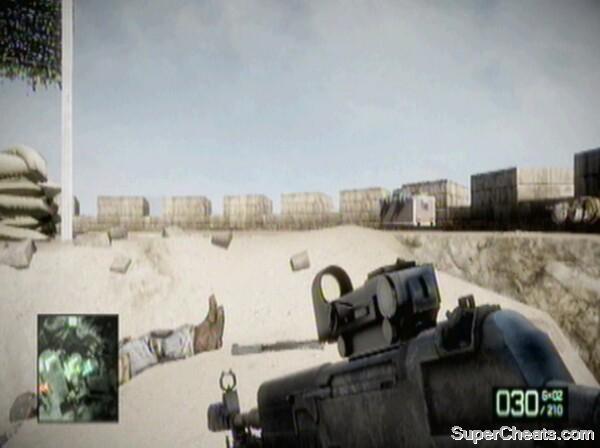 9: Sangre Del Toro - Battlefield: Bad Company 2 Guide