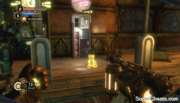 """Wouldyoukindly.com – BioShock 2 """"Siren Alley"""" Audio Diary Locations"""
