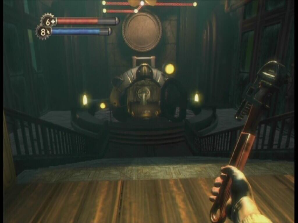 Apollo Square Bioshock Guide