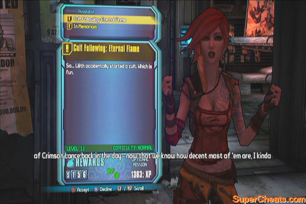 Chapter 7: A Dam Fine Rescue - Borderlands 2 Guide