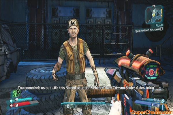 Chapter 5 Plan B Borderlands 2 Guide