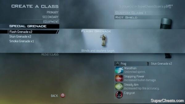 Equipment - Call of Duty: Modern Warfare 2 Guide