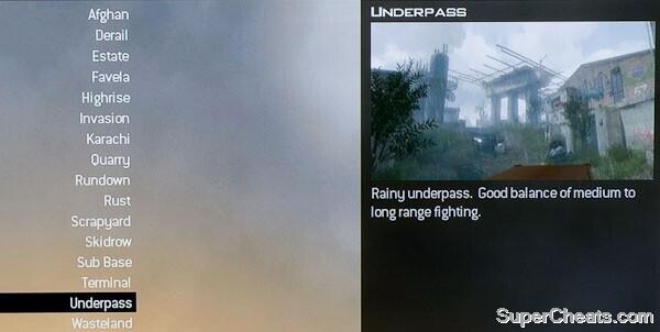 Multiplayer Maps Call Of Duty Modern Warfare 2 Guide