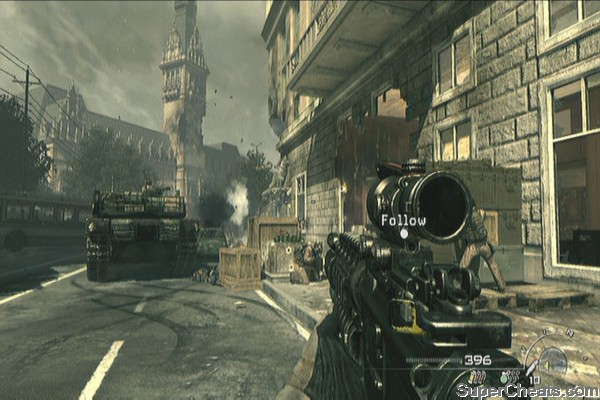 Goalpost - Call of Duty: Modern Warfare 3 Guide