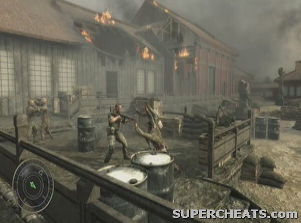 Breaking point call of duty world at war guide take out the pair of japanese soldiers when you see the lone one begins to wrestle gumiabroncs Images