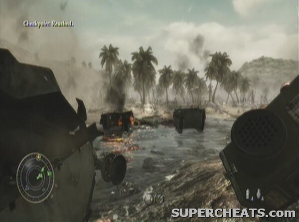 Little resistance call of duty world at war guide target the japanese soldiers in the distance gumiabroncs Images