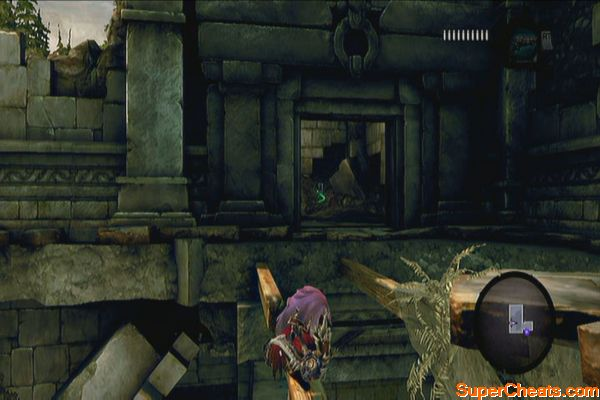 how to kill construct hulk in darksiders 2