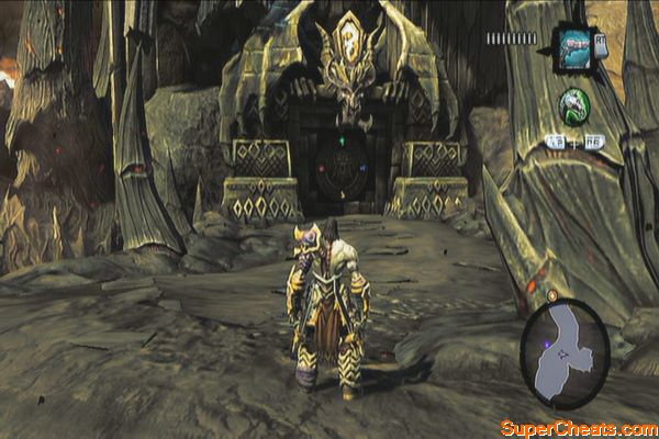 book of the dead chapter darksiders 2