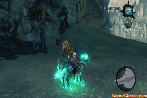 Darksiders  Shaman S Craft Stingers