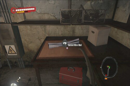 Weapons and blueprints guide dead island guide after clearing the gang members in the stockroom find the blueprint on top of a black crate near the workbench malvernweather Image collections