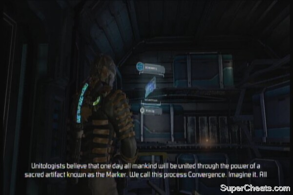 Schematics Locations - Dead Space 2 Guide on