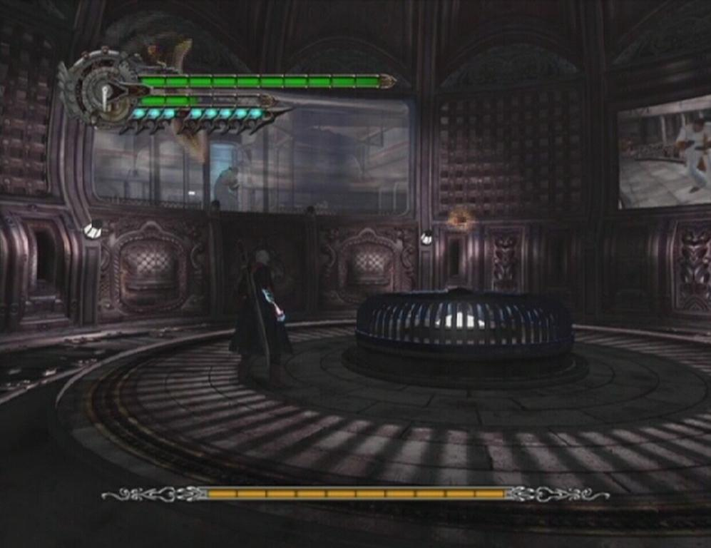 Image result for Devil May cry 4 Agnus lab