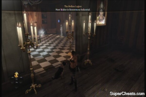Sunset House Fable  Mirror Room