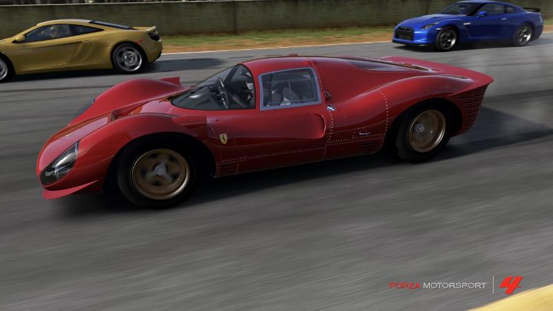 Ferrari Collector Achievement Forza Motorsport 4 Guide