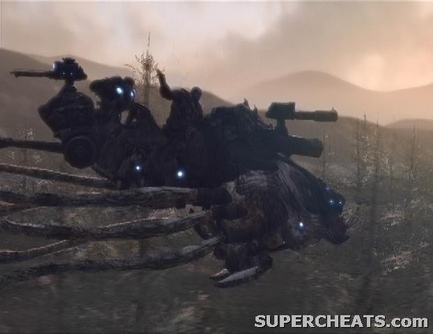 gears of war 2 hydra battle walkthrough