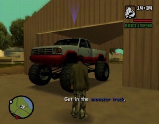 Bone County - Grand Theft Auto: San Andreas Guide