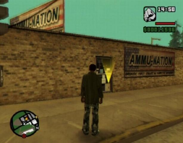 Badlands - Grand Theft Auto: San Andreas Guide