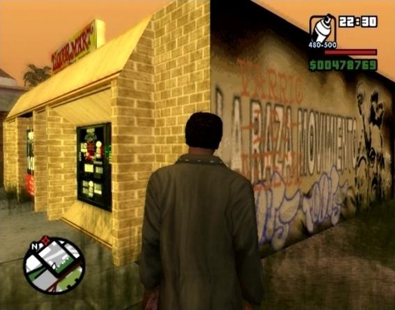 Tag Locations 51-100 - Grand Theft Auto: San Andreas Guide