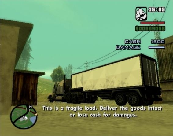 Asset Missions - Grand Theft Auto: San Andreas Guide