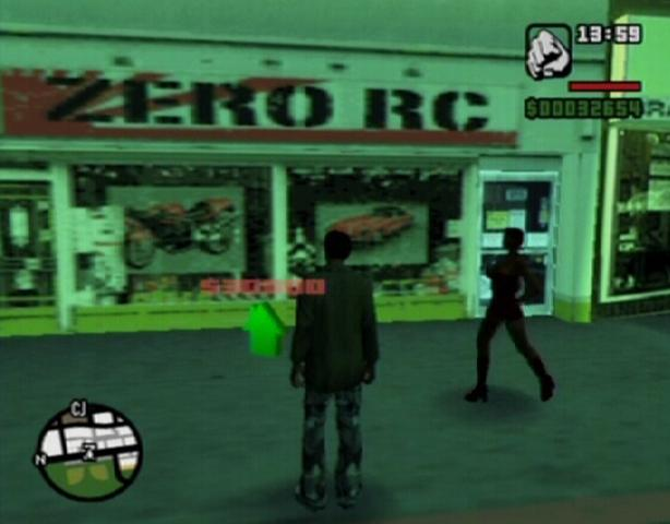 Zero's Missions - Grand Theft Auto: San Andreas Guide