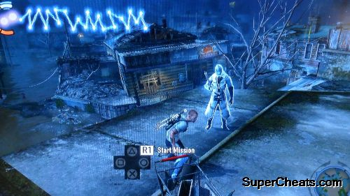 Side Missions - inFamous 2 Guide on infamous second son map, infamous blast shards, infamous dead drops,