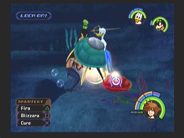 Atlantica - Kingdom Hearts Guide