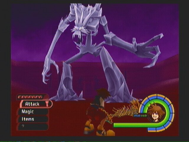 Optional Bosses Kingdom Hearts Guide