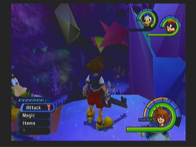 end of the world kingdom hearts guide