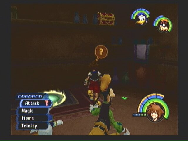 Trinity Marks Kingdom Hearts Guide