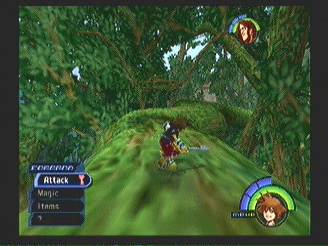 Deep Jungle - Kingdom Hearts Guide