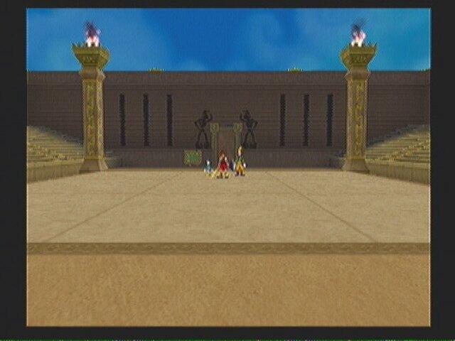 Coliseum Tournaments Kingdom Hearts Guide