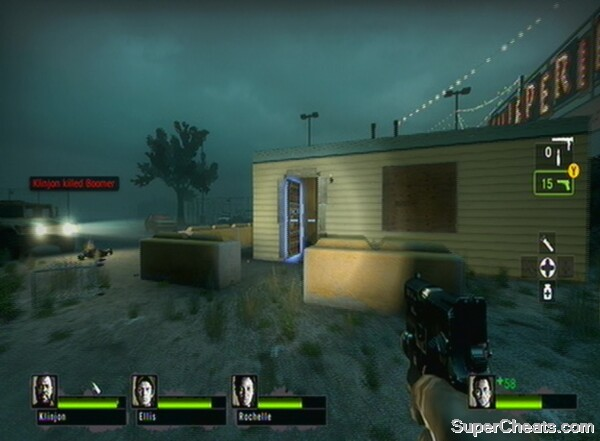 Get to Safe House #1 - Left 4 Dead 2 Guide