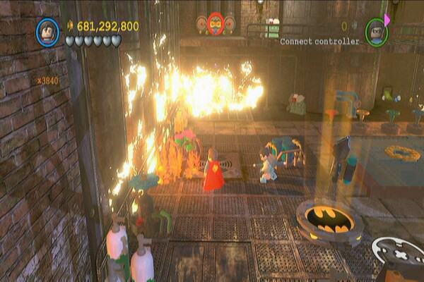 Minikit Guide - Chapter 5 - LEGO Batman 2: DC Super Heroes Guide