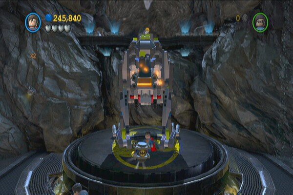 Chapter 7: Unwelcome Guests - LEGO Batman 2: DC Super Heroes Guide